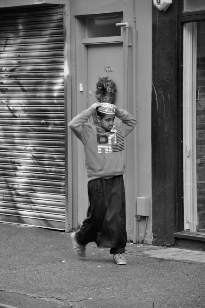 streetboy